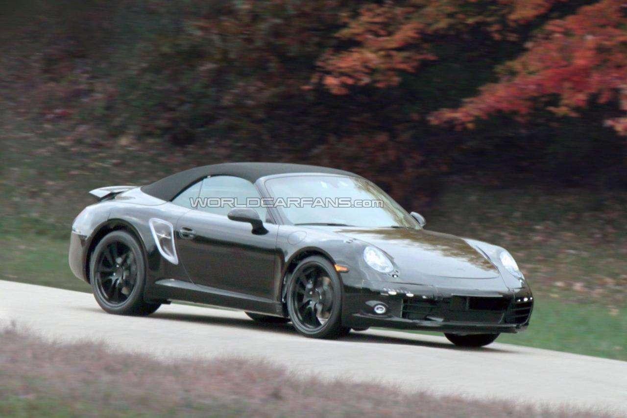 Kolejne info Autobild porsche 911 grudzien 2010