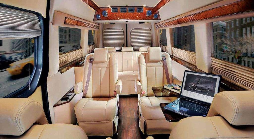 Mercedes-Benz Manhattan Sprinter Grand Edition grudzien 2010