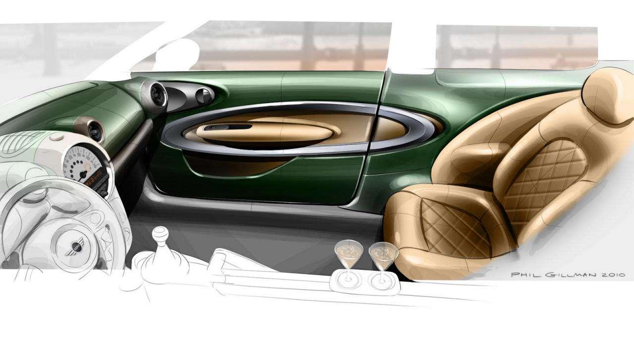 MINI Paceman concept NAIAS grudzien 2010