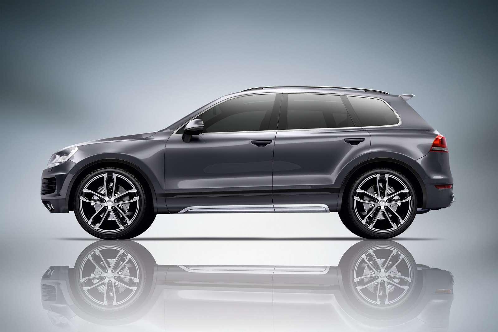 VW Touareg ABT 2010 grudzien 2010