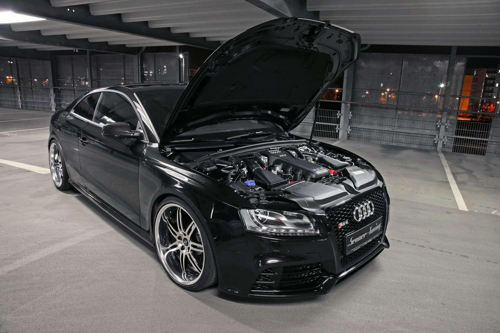 Audi RS5 od Senner Tuning fot grudzien 2010