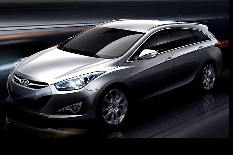 Hyundai i40 fot grudzien 2010