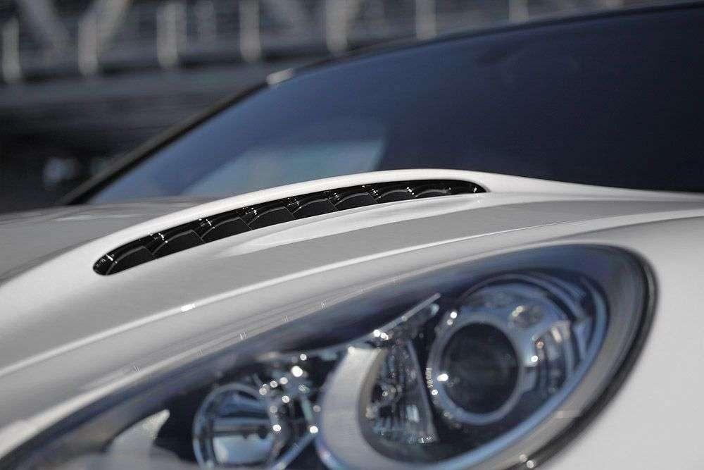 Porsche Cayenne Vantage GTR 2 TopCar grudzien 2010