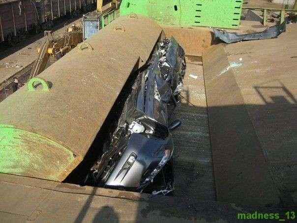 Toyota Camry zlom grudzien 2010