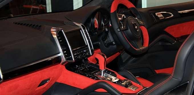 Porsche Cayenne Coupe by Merdad styczen 2011