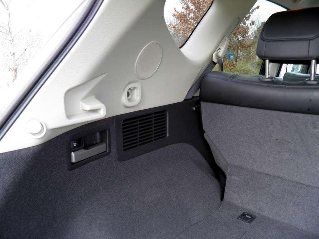 Nissan Murano test styczen 2011