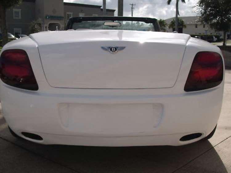 Chrysler Continental GTC Sebring styczen 2011
