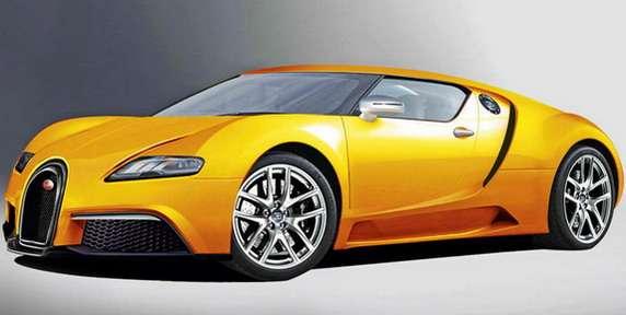 nowe bugatti veyron w 2013 roku renderingi. Black Bedroom Furniture Sets. Home Design Ideas