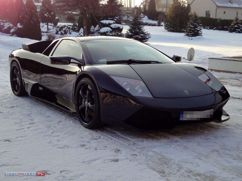 Lamborghini Murcielago LP 640 replika polska styczen 2011