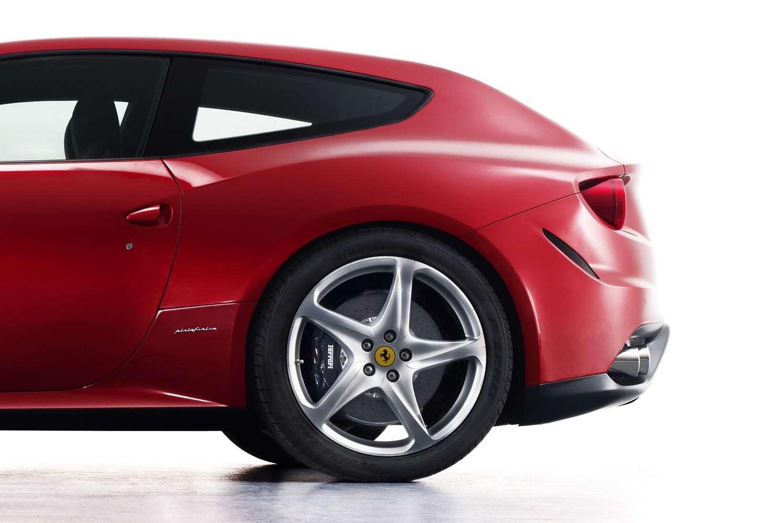 Ferrari FF Concept styczen 2011