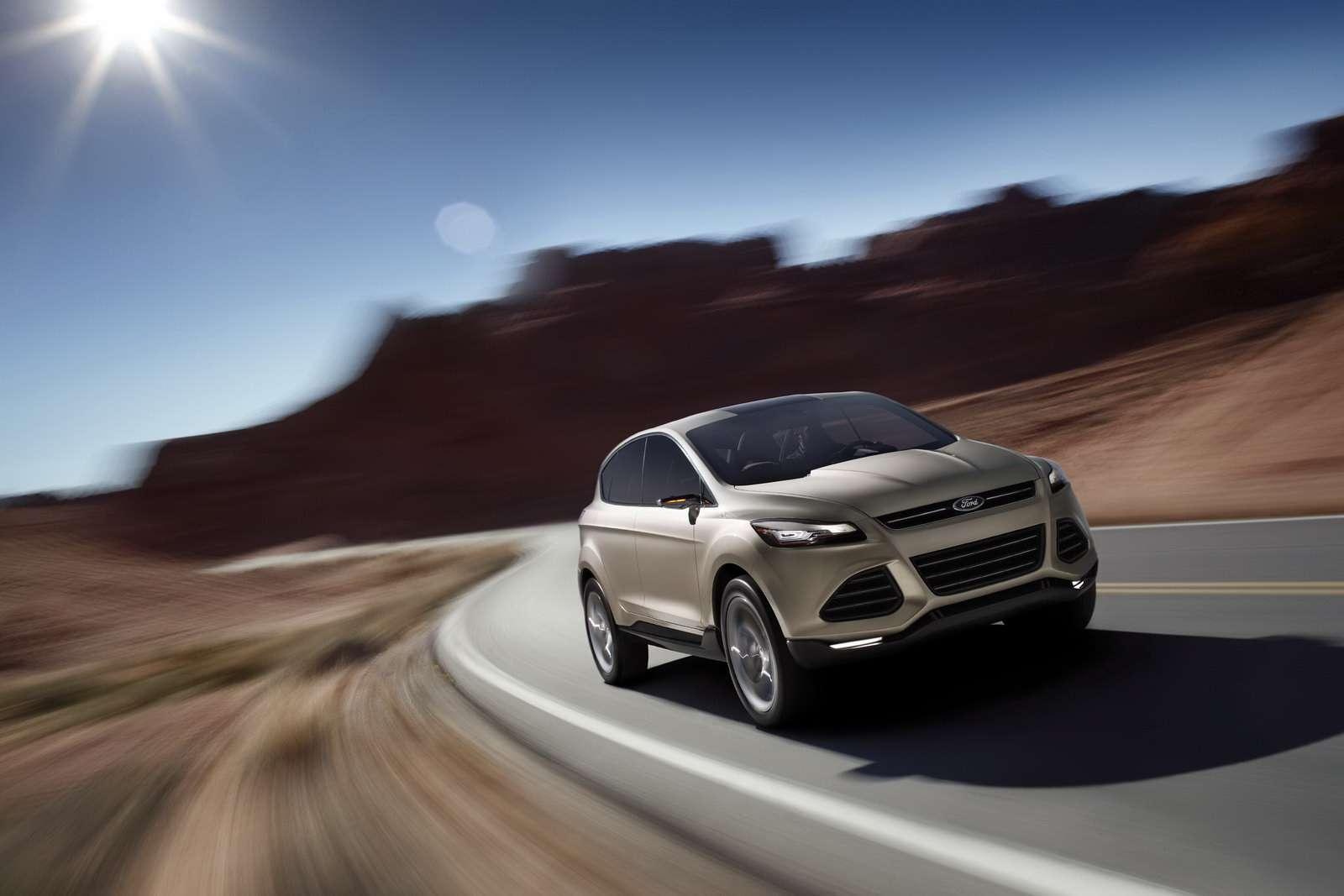 Ford Vertrek Concept styczen 2011