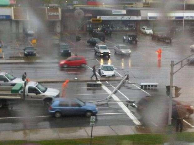 Lamborghini Gallardo crash mechanik styczen 2011