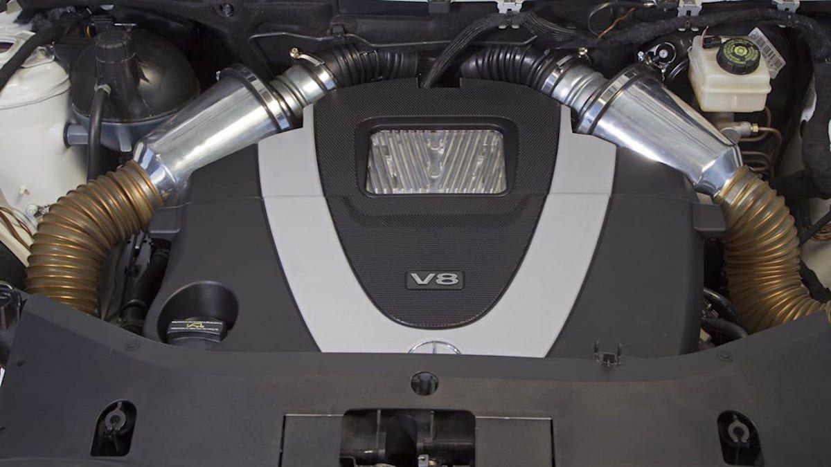 Mercedes Klasy B (55 AMG)