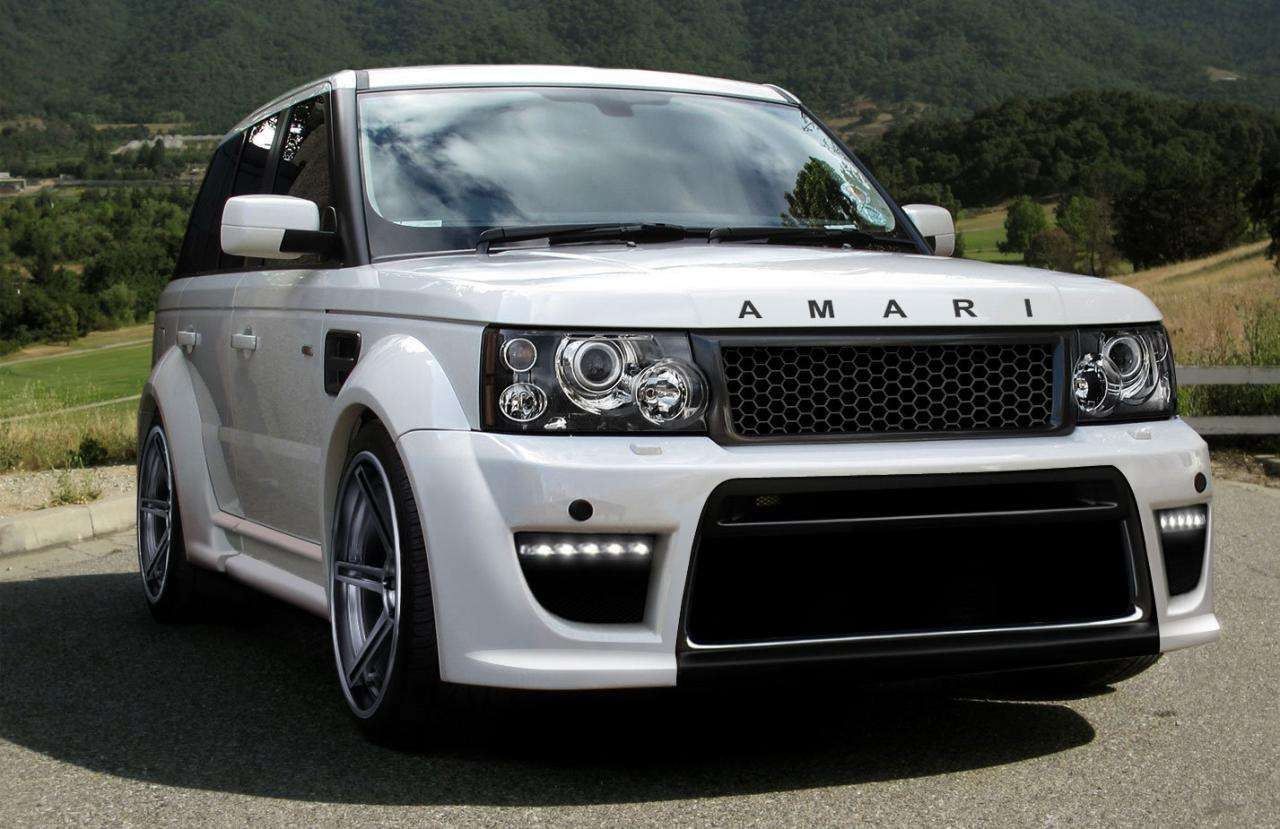 Amari Design Range Rover Sport 2010 Windsor Edition luty 2011