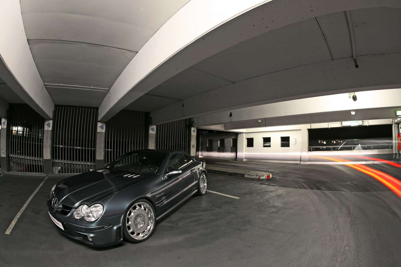 Mercedes-Benz SL 65 AMG mr car design luty 2011