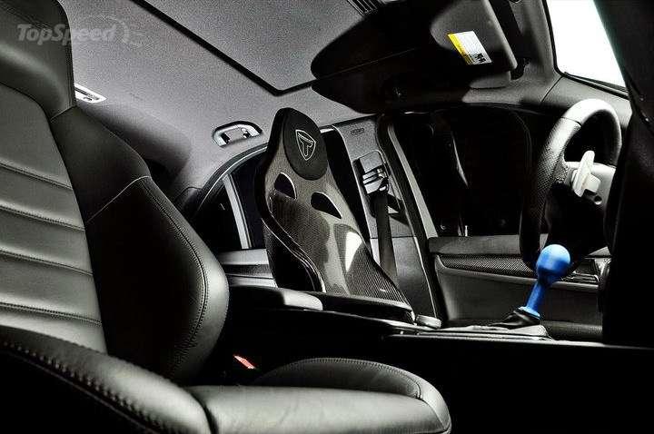 Mercedes-Benz C63 AMG od Tecnocraft luty 2011
