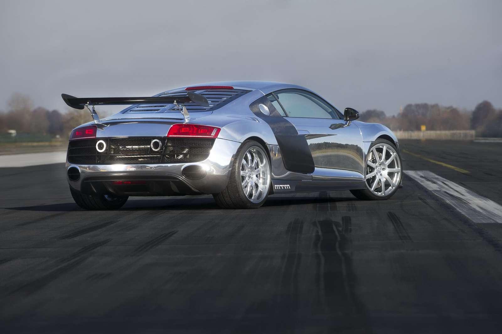 Audi R8 V10 i TT RS od MTM luty 2011