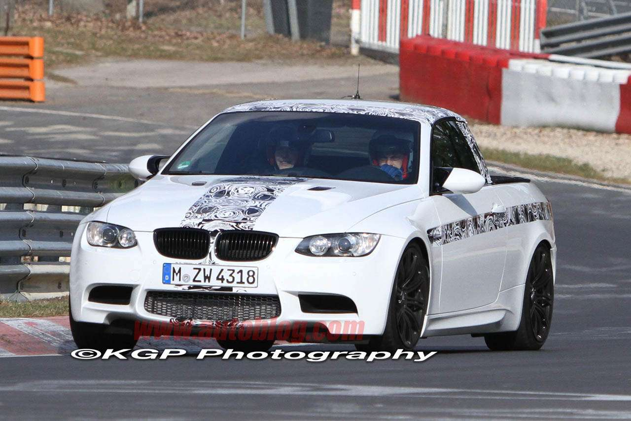 Prima Aprillis BMW pickup m3 marzec 2011