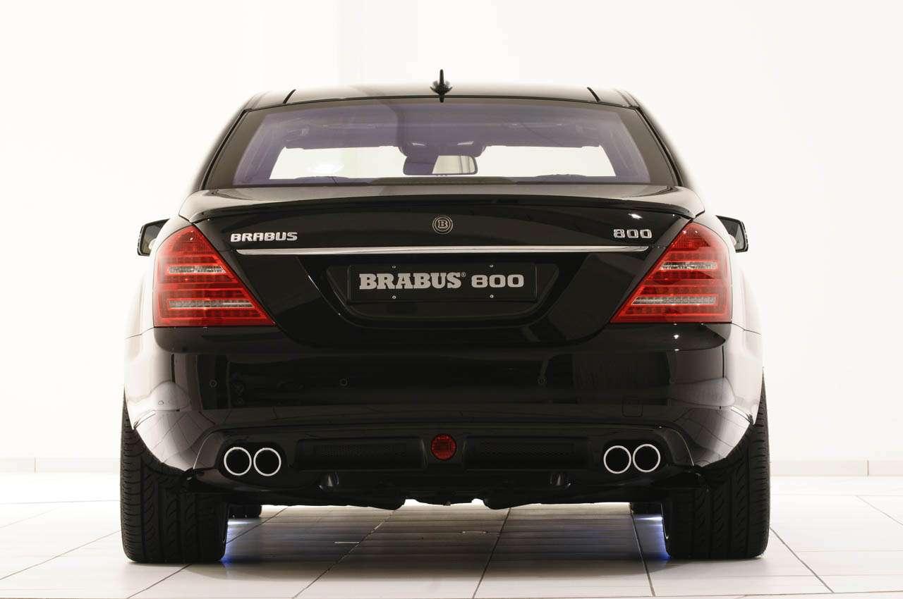 Mercedes iBrabus 2 Marzec 2011