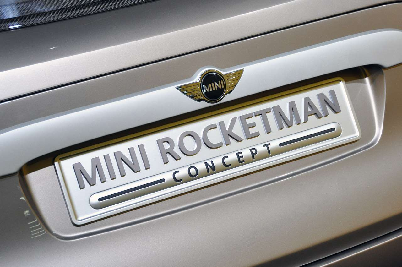 Mini Rocketman genewa marzec 2011