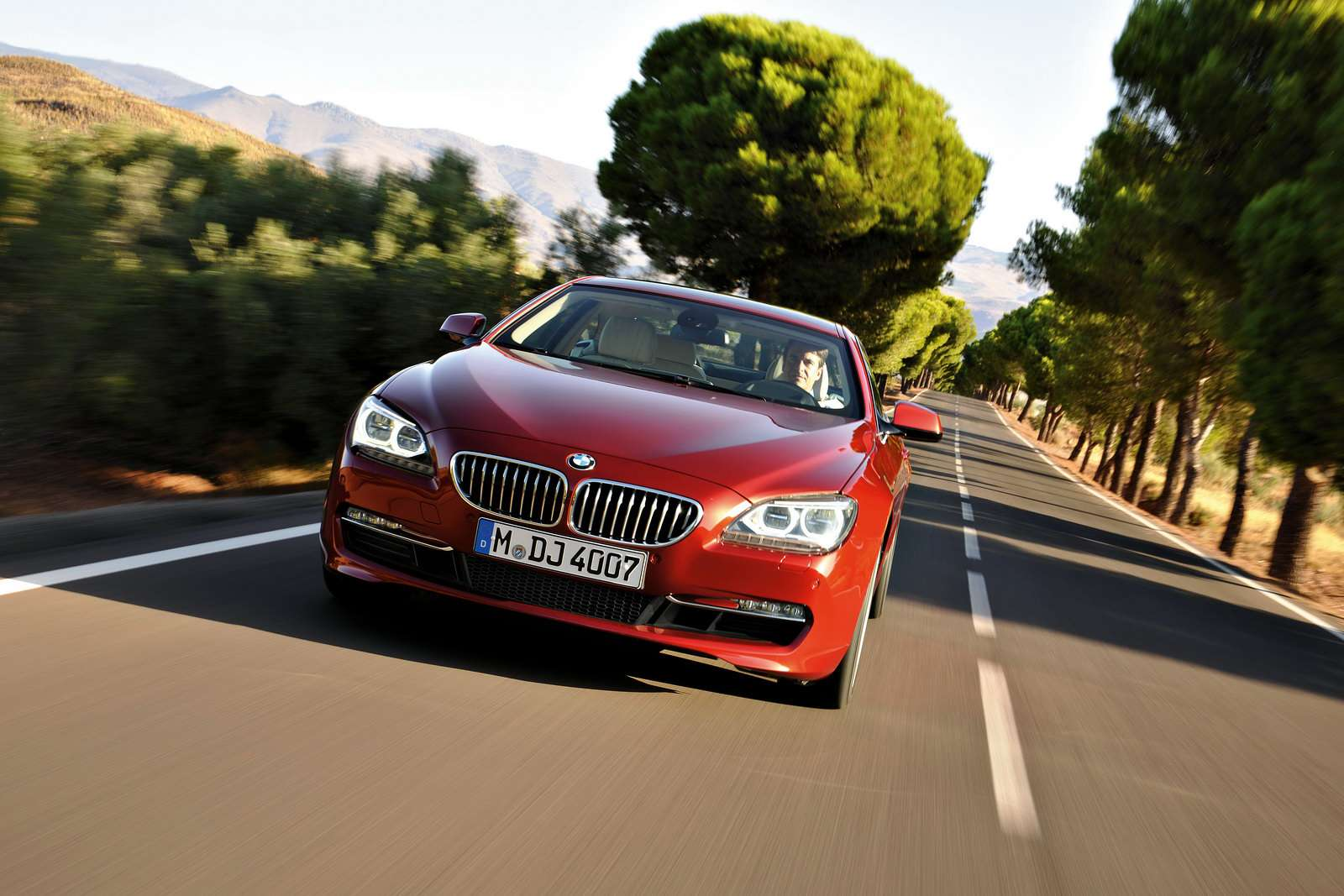 2012 BMW 6-Series Coupe Officially marzec 2011