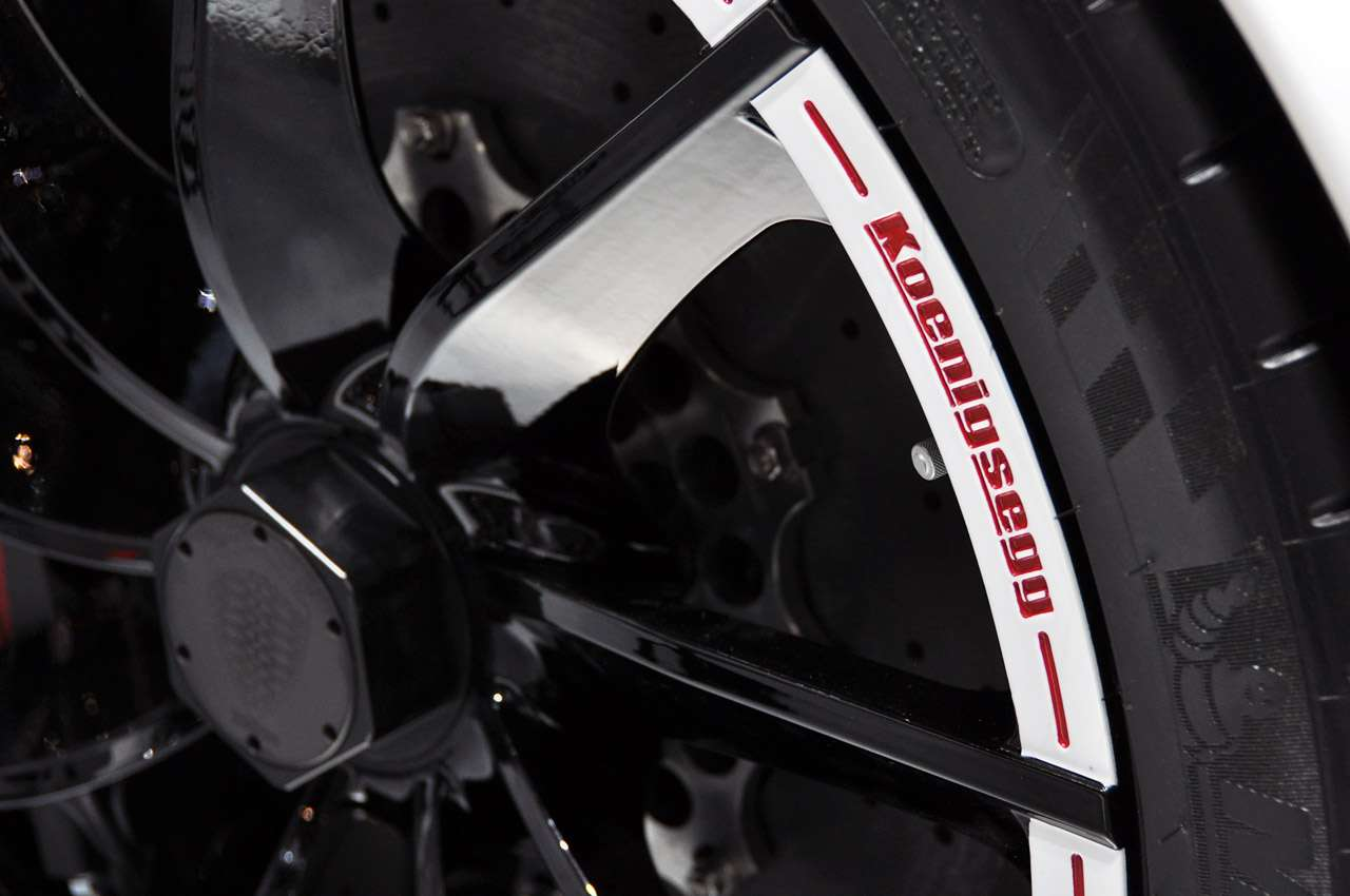 Koenigsegg Agera R genewa marzec 2011
