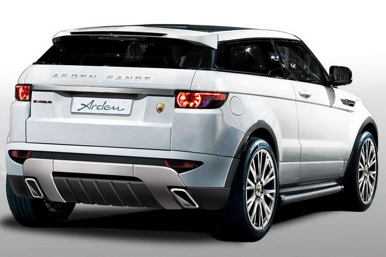 Range Rover Evoque by Arden Marzec 2011