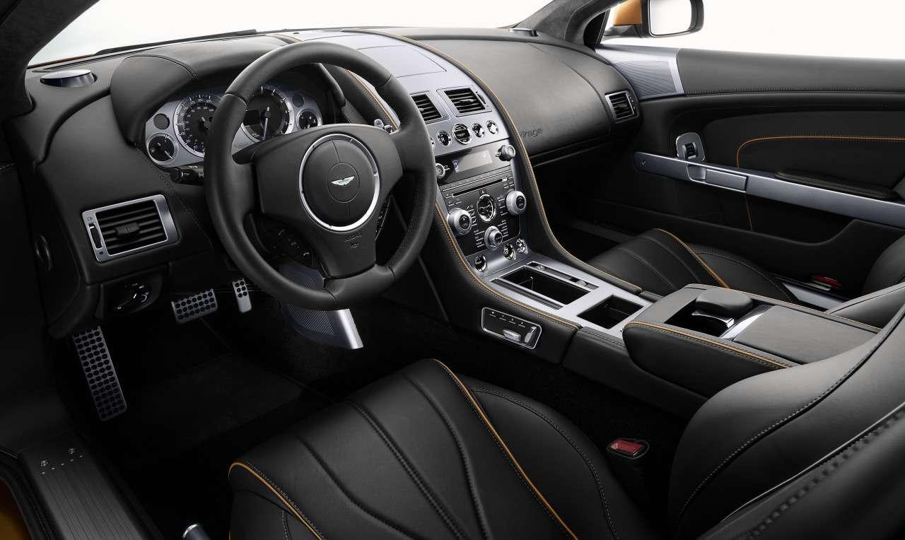Aston Martin Virage genewa marzec 2011