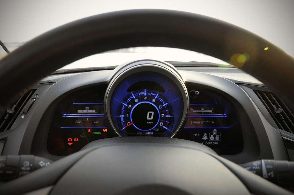 Honda CR-Z nasz test marzec 2011