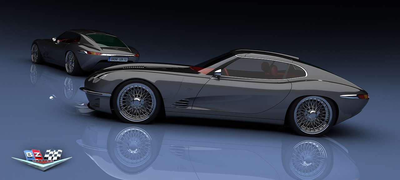 Limitowany Jaguar E-Type marzec 2011