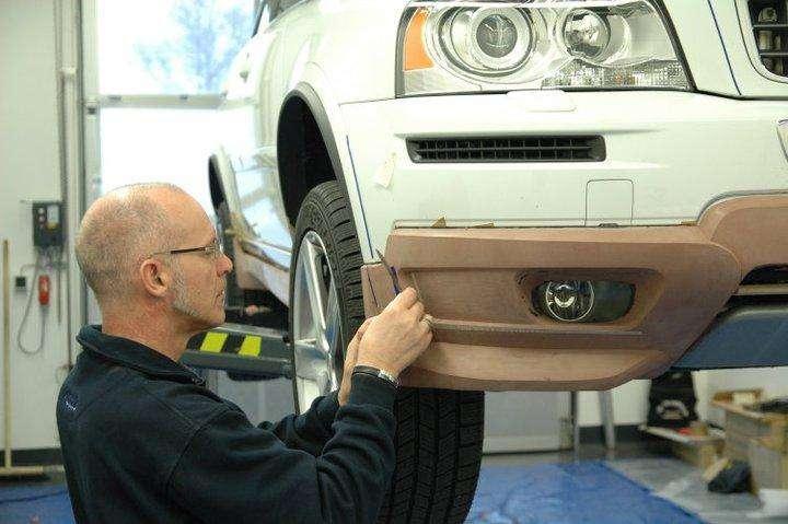Volvo XC90 Heico Sportiv Marzec 2011