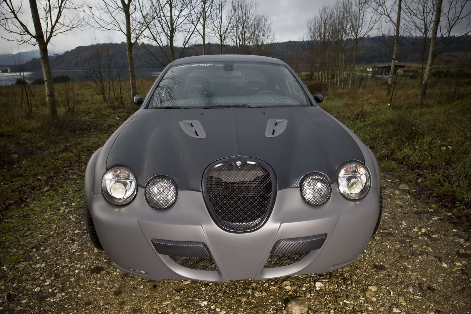 S-Type po zmianach Panzani Design Jag marzec 2011