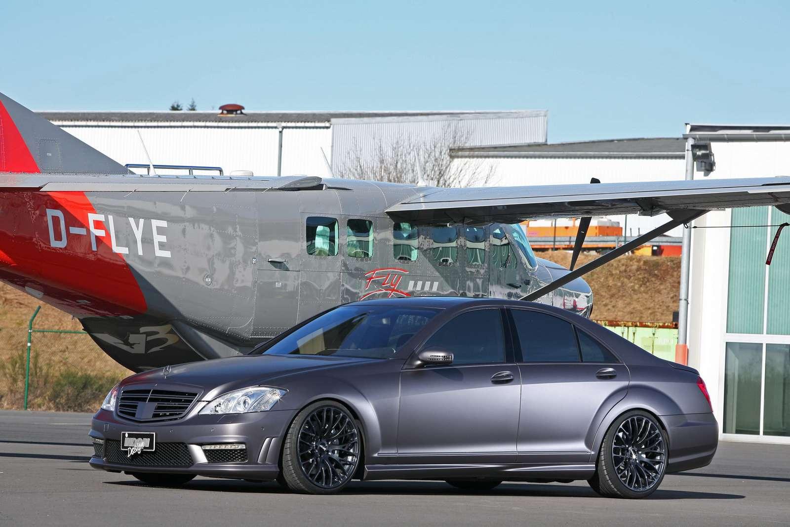 Mercedes S500 Index Design marzec 2011