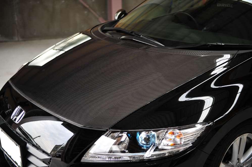 Honda CR-Z Hybrid Noblesse marzec 2011