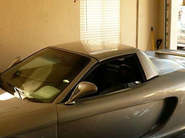 Porsche Carriero GT Marzec 2011