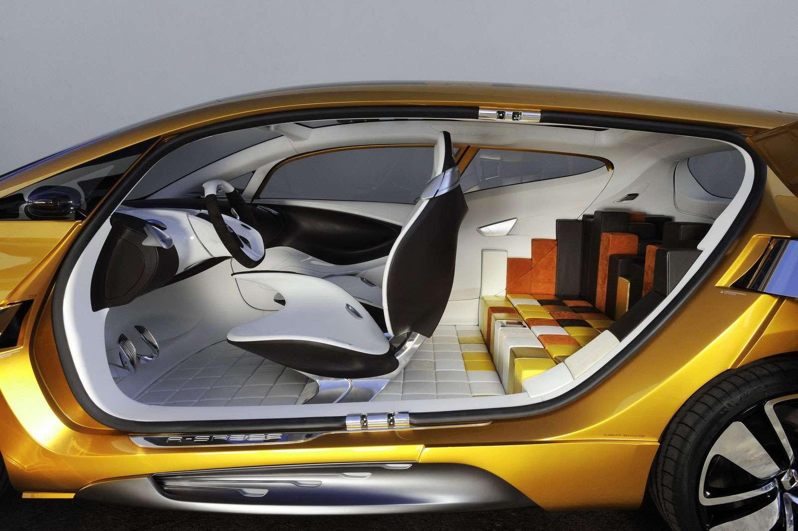 Renault R-Space genewa marzec 2011