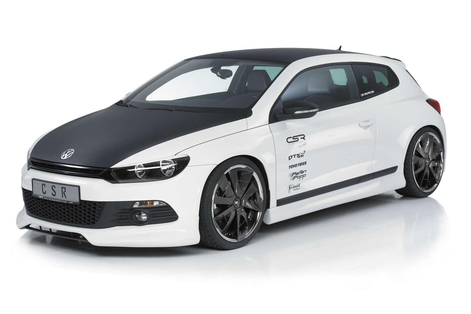 VW Scirocco CSR Automotive marzec 2011