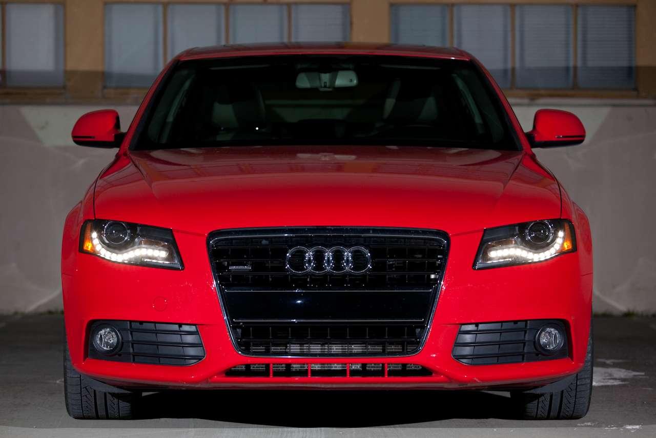 Audi A4 5000000 kwiecien 2011