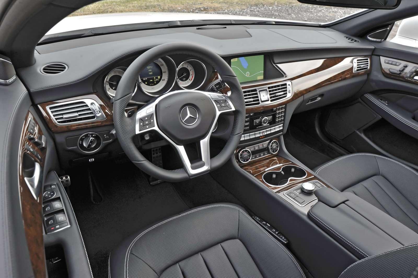 Mercedes-Benz CLS i SLK art ceny usa kwiecien 2011