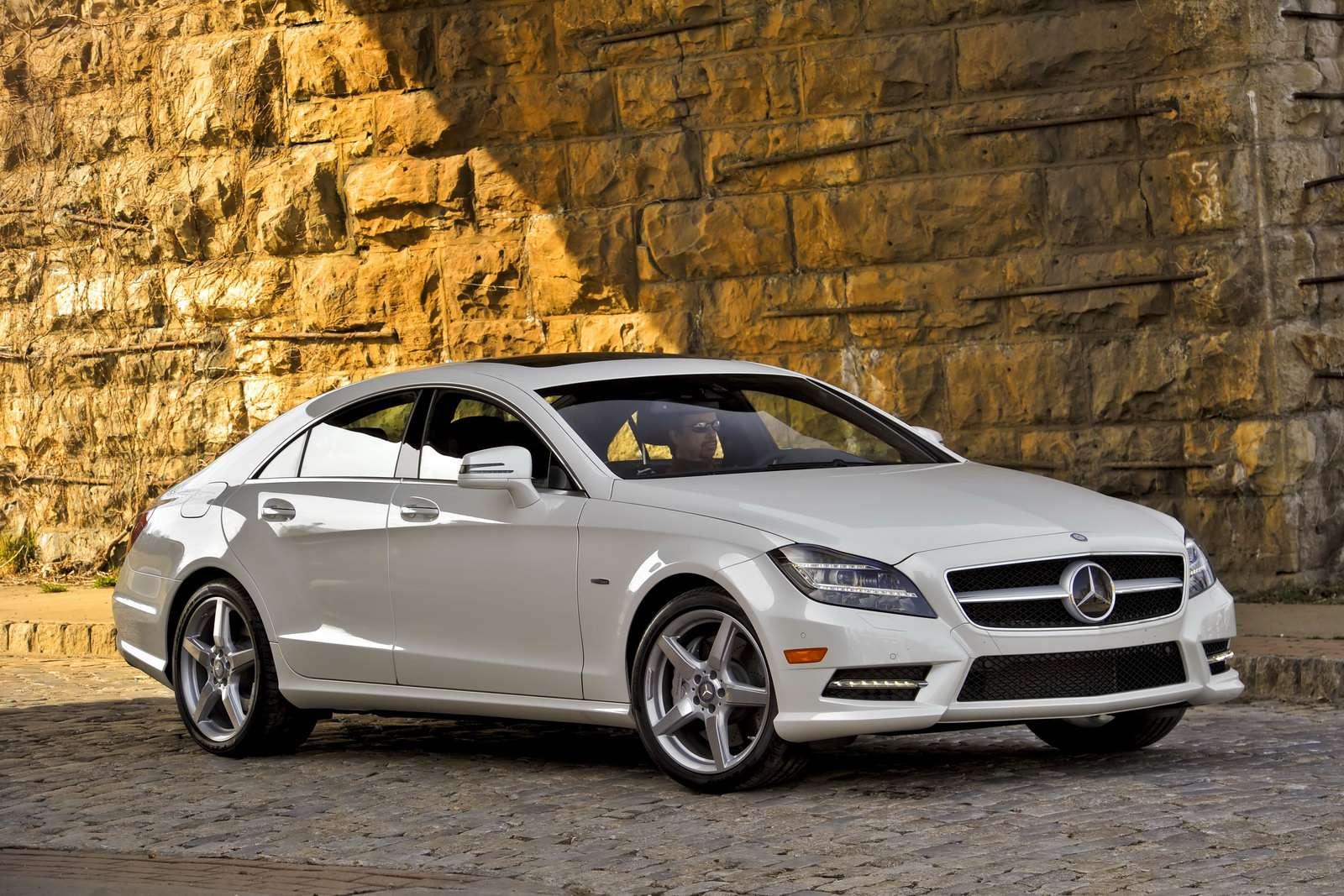 Mercedes CLS 2012