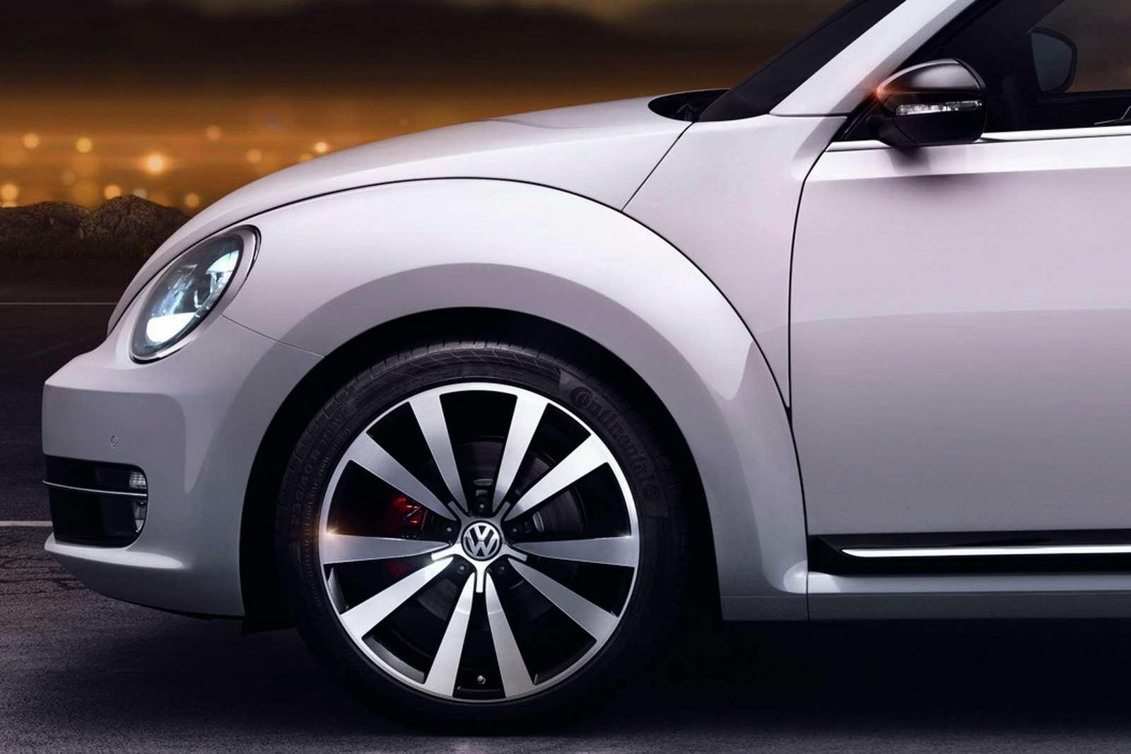 VW Nev Beetle oficjalnie kwiecien 2011