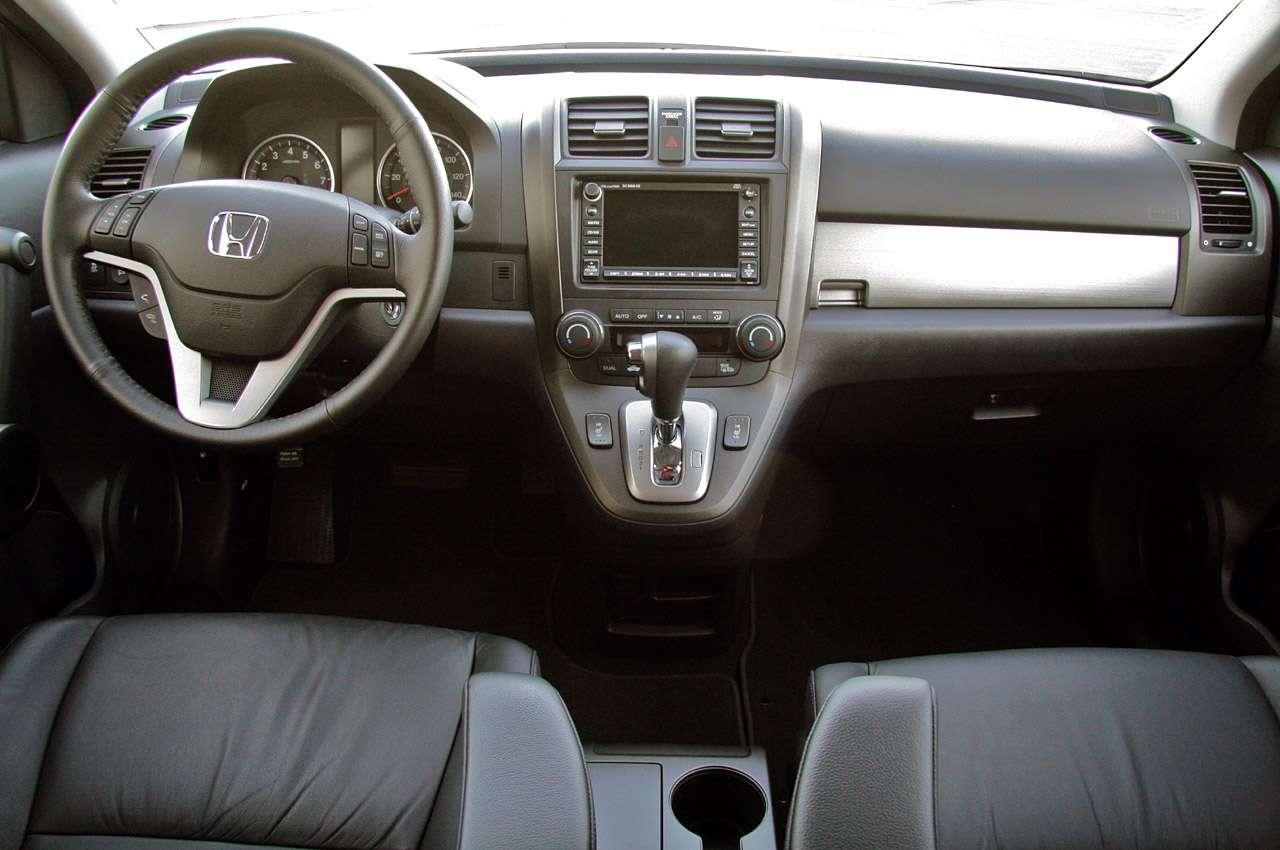 Honda CR-V obecna kwiecien 2011