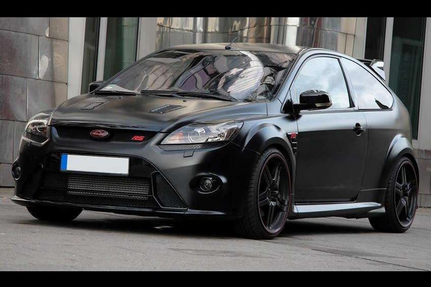 Focus RS od Anderson Germany kwiecien 2011