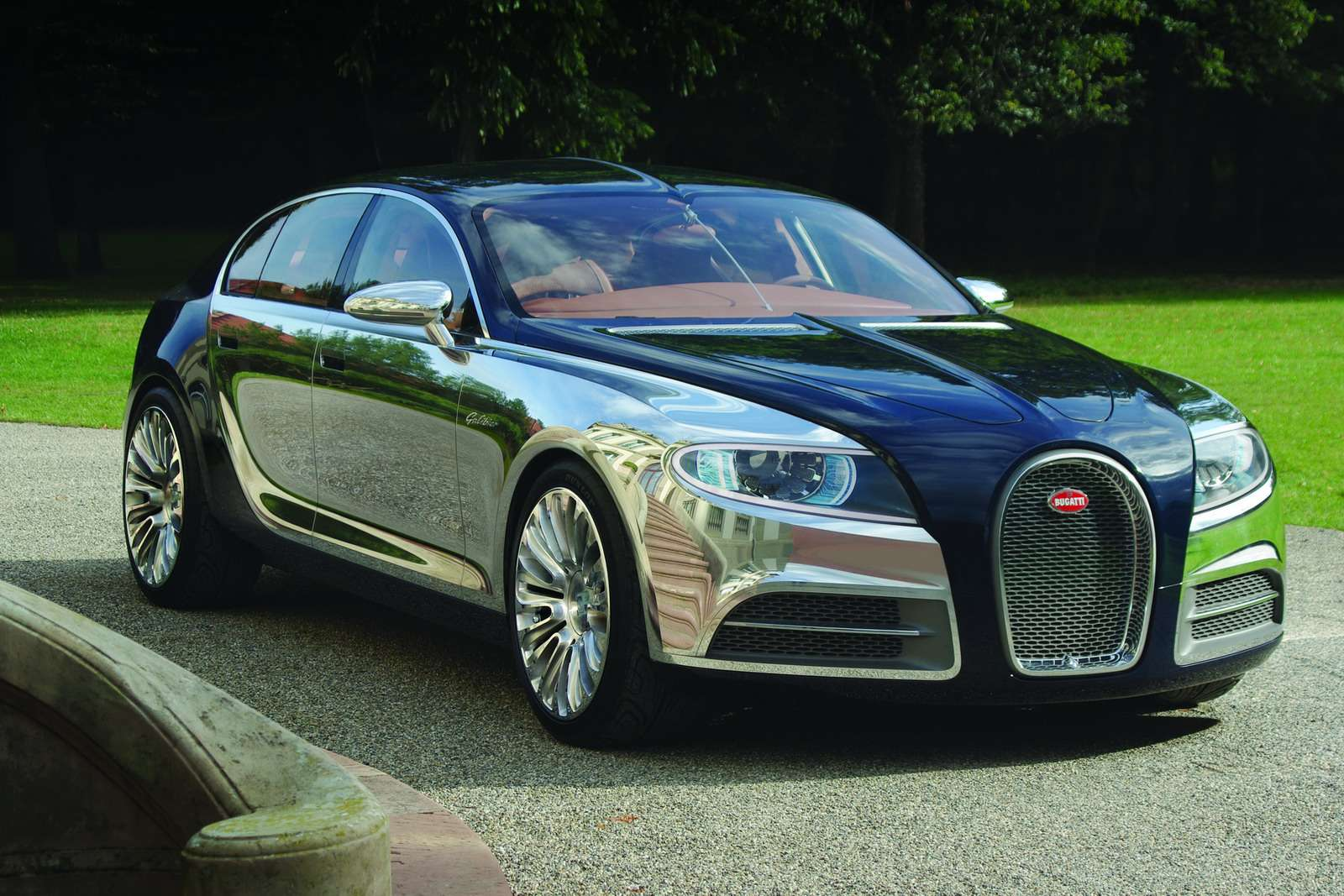 Bugatti 16C Galibier mote photo marzec 2010