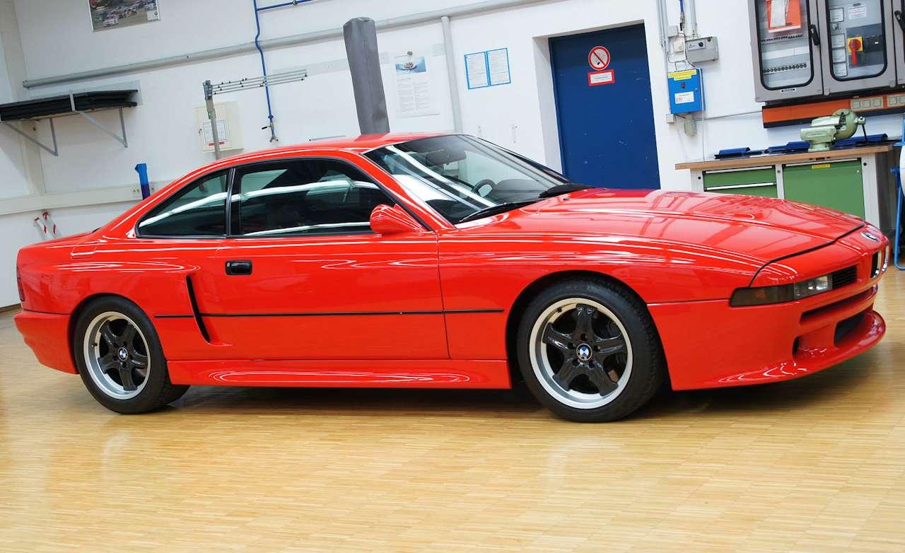 """BMW 8-series """"Der Bolide"""""""