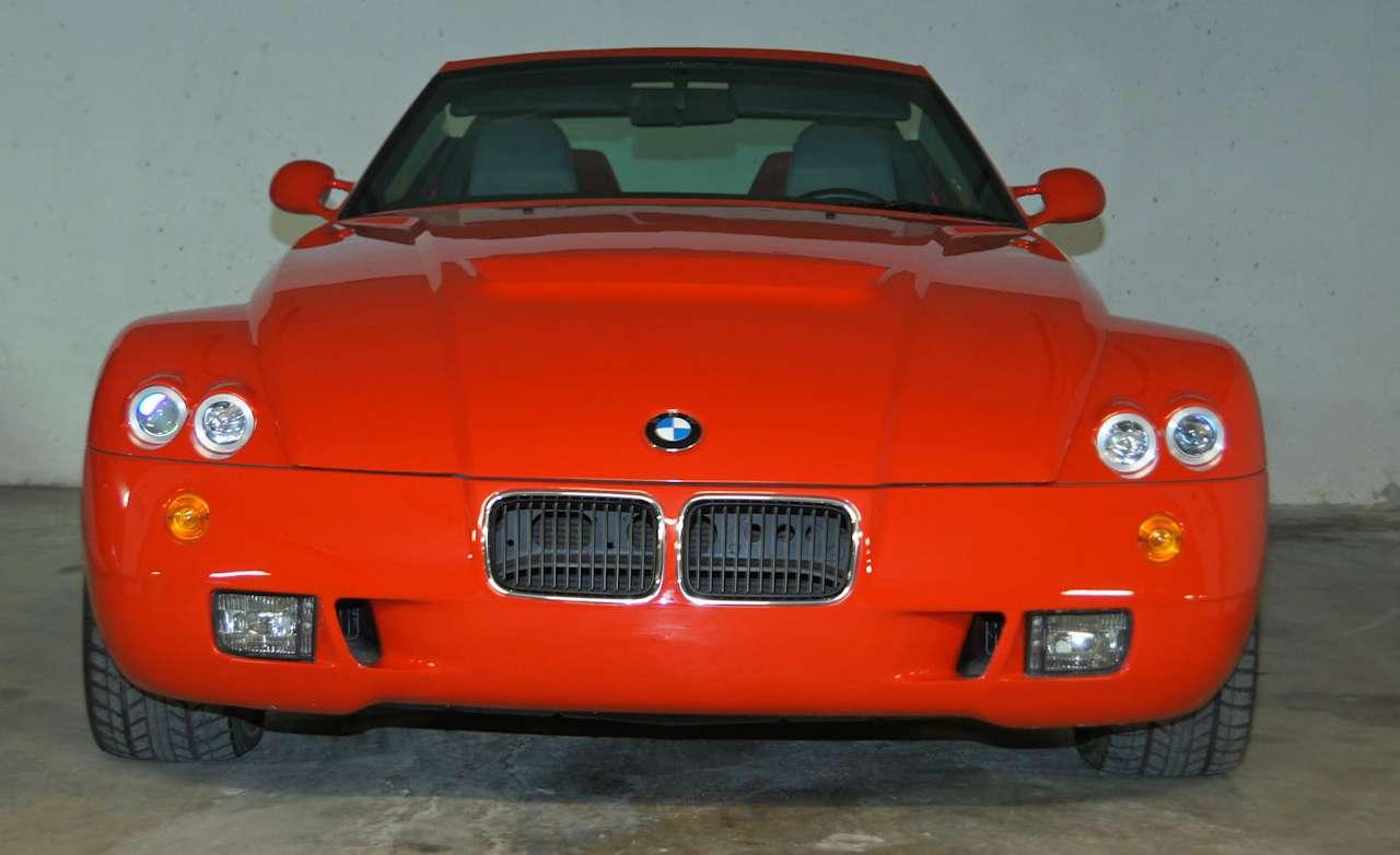 M's BMW Z3 proposal