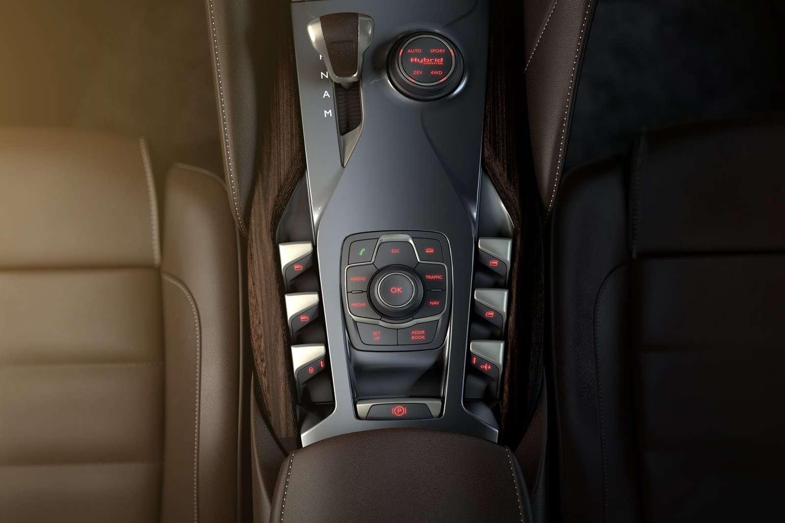 Citroen DS5 Kwiecien 2011