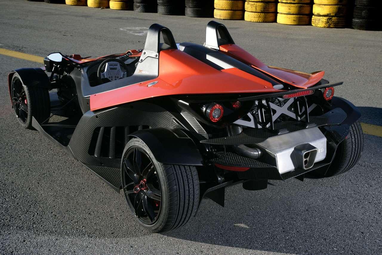 KTM X-BOW kwiecien 2011