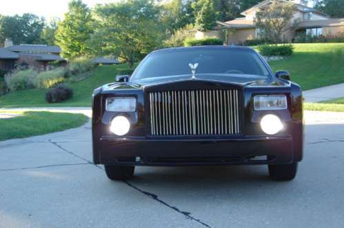 Replika Rolls Royca Kwiecien 2011