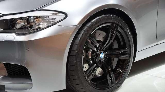 Nowe BMW M5 Kwiecien 2011